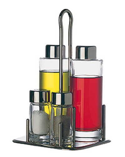 Piazza_Condiment set